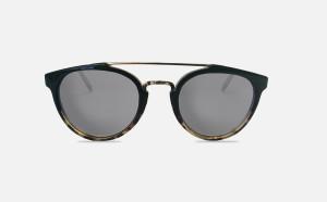 Occhiale da Sole FLAVIA MARTIGNON - Nero e Avana
